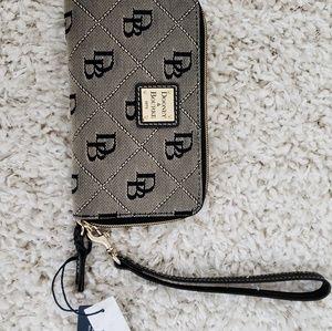 Authentic Dooney & Bourke wallet/clutch